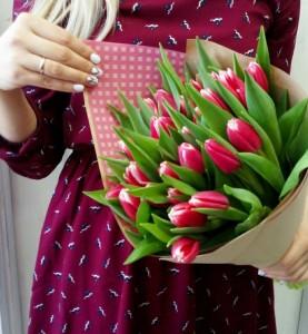 """Букет """"Счастливая весна"""""""