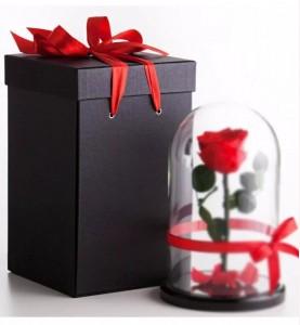 Коробка Вау для розы King Size